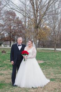 Dad and Bride