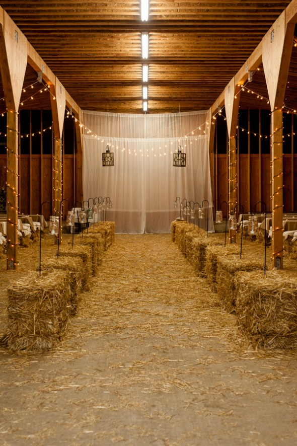 The Top 3 Things to Tell Your Guests about Your Barn Wedding | the ...